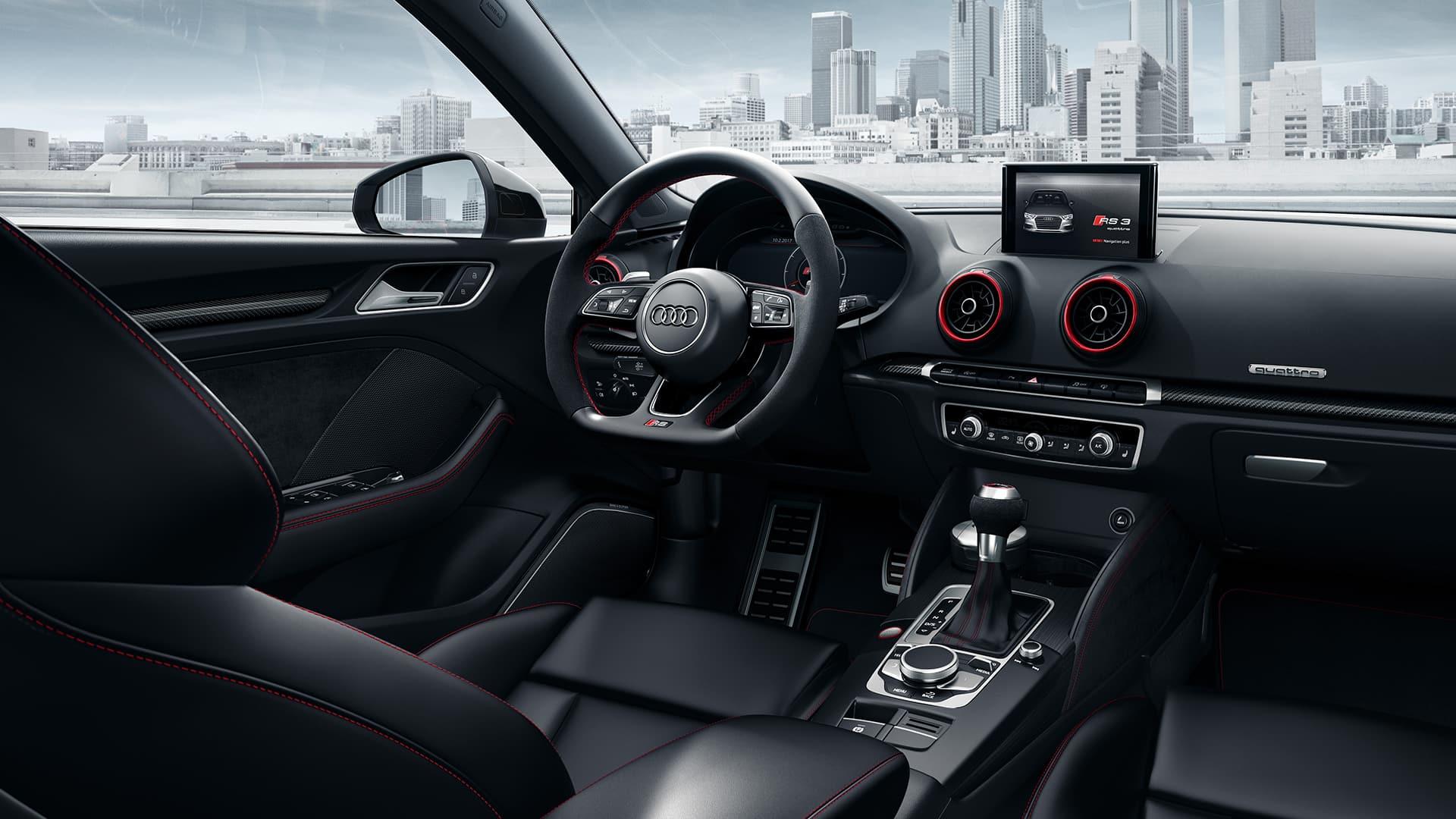 Rs 3 Sportback A3 Audi New Zealand