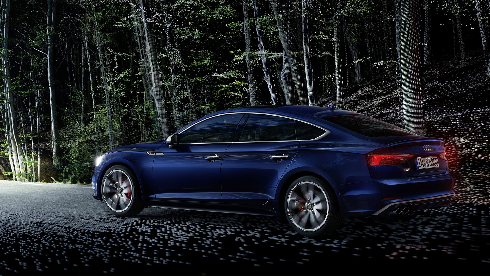 The New S5 Sportback Gt A5 Gt Audi New Zealand