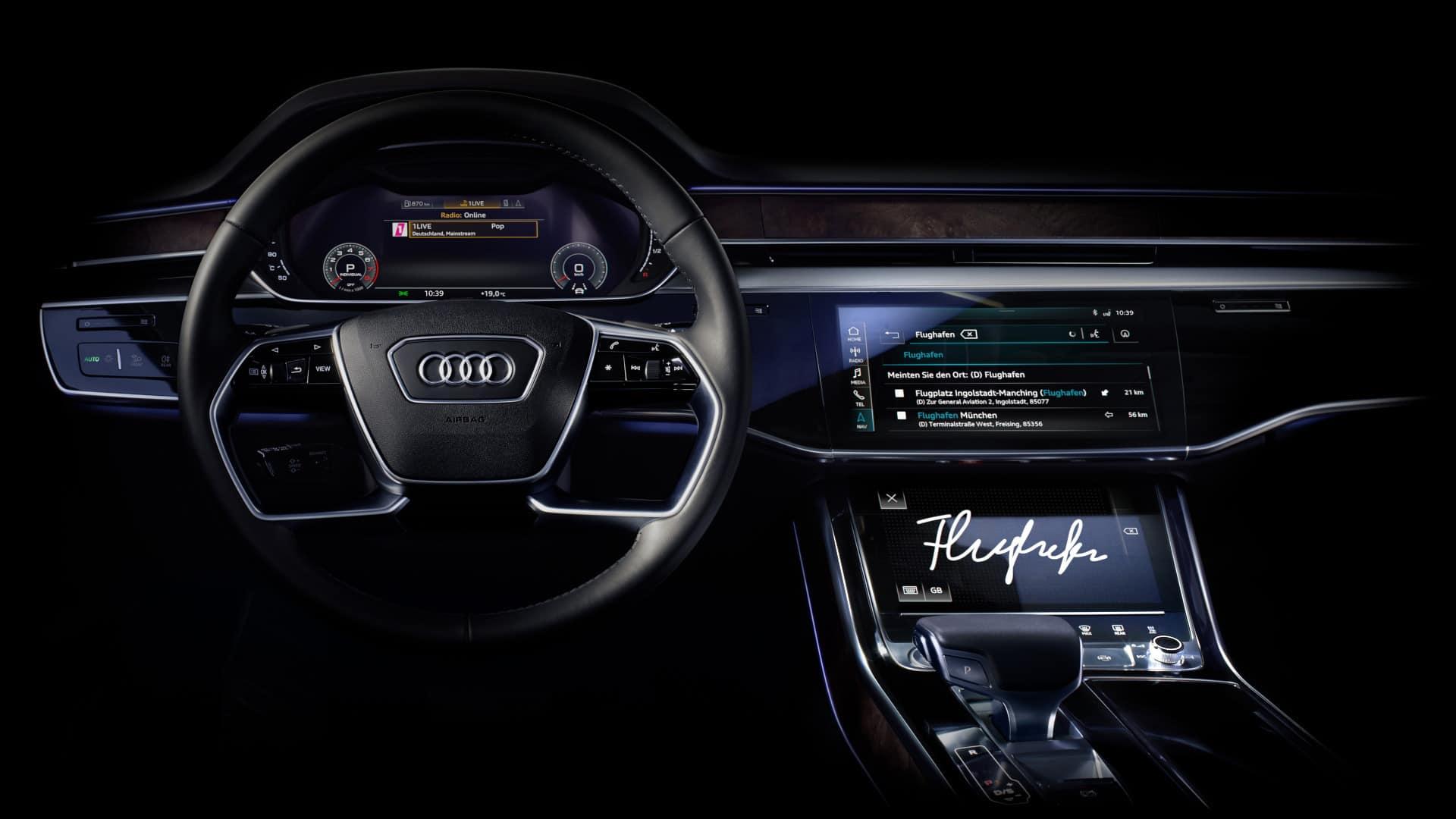 A L A Audi New Zealand - Audi a8