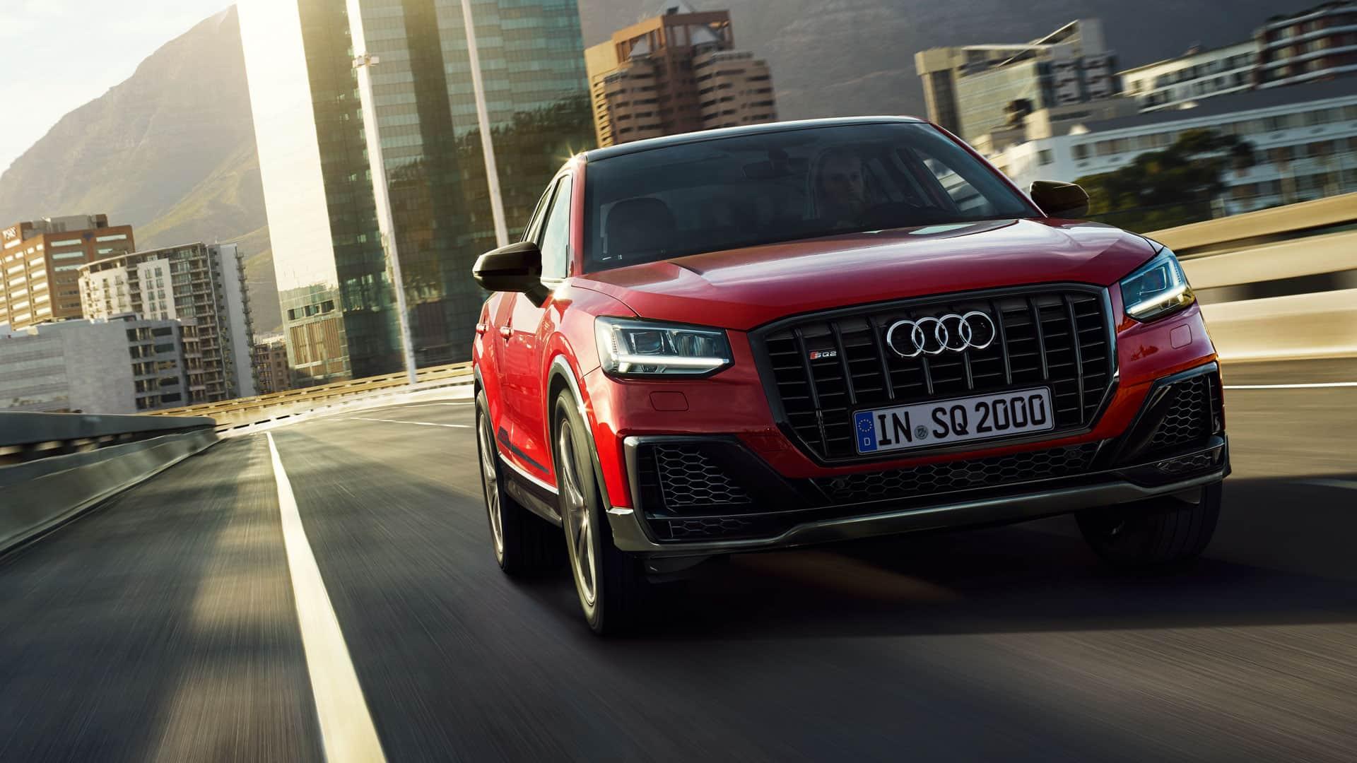 The All New Audi Sq2