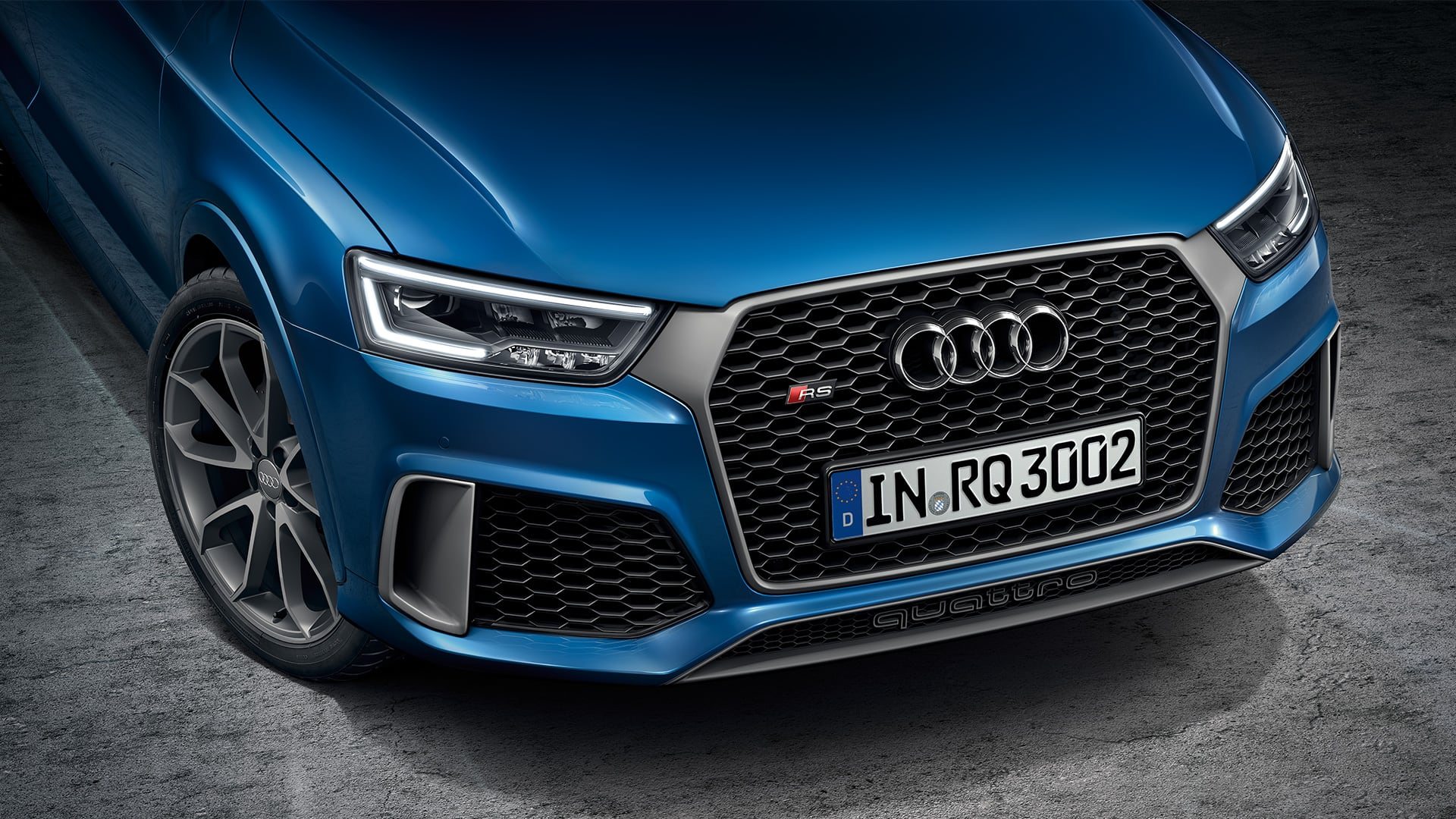 Rs Q3 Performance Q3 Audi New Zealand