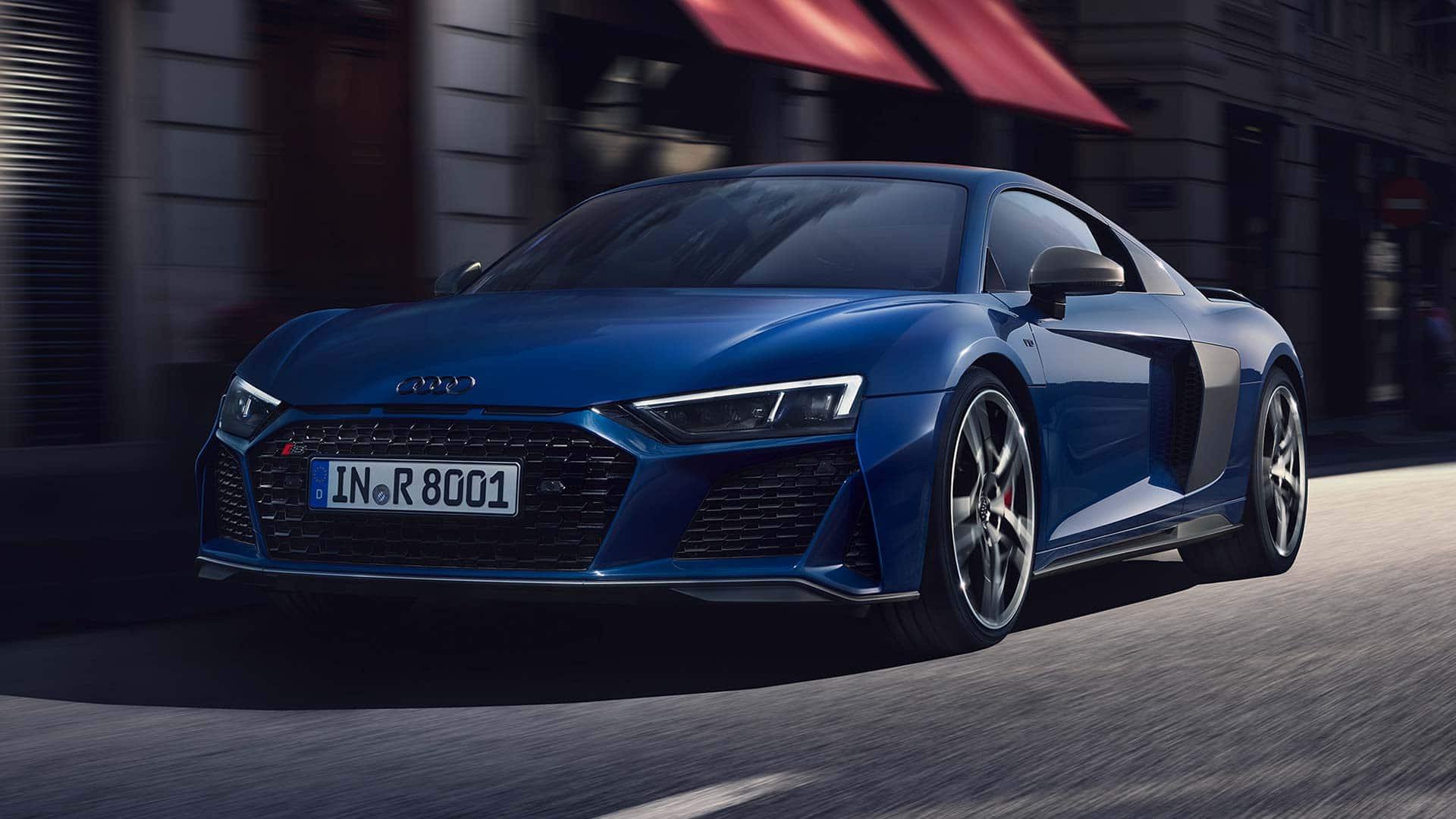 Kelebihan Audi R8 V10 Performance Review
