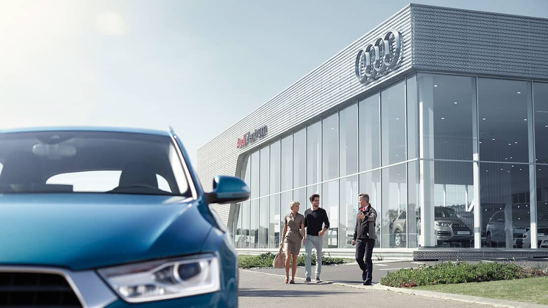 Audi dealership locator