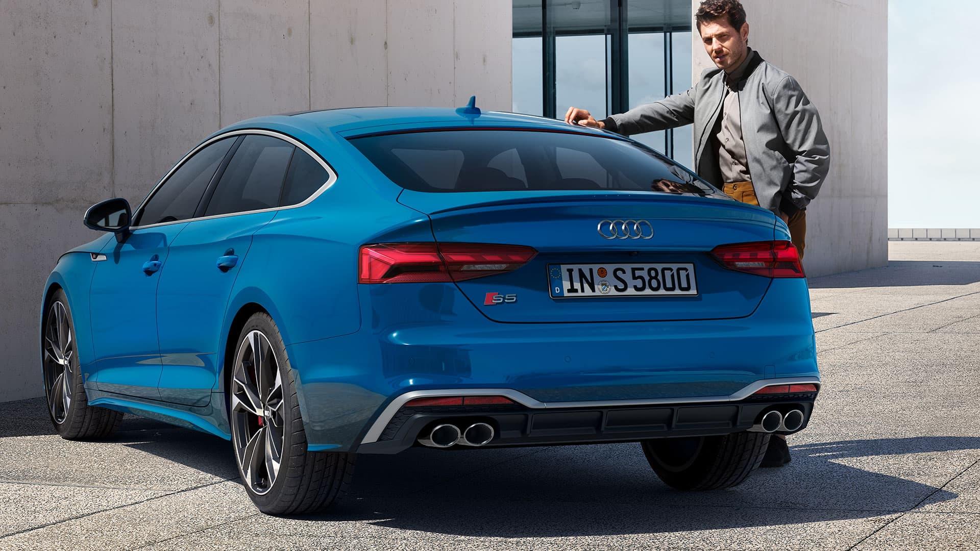S5 Sportback 2020 > A5 > Audi New Zealand