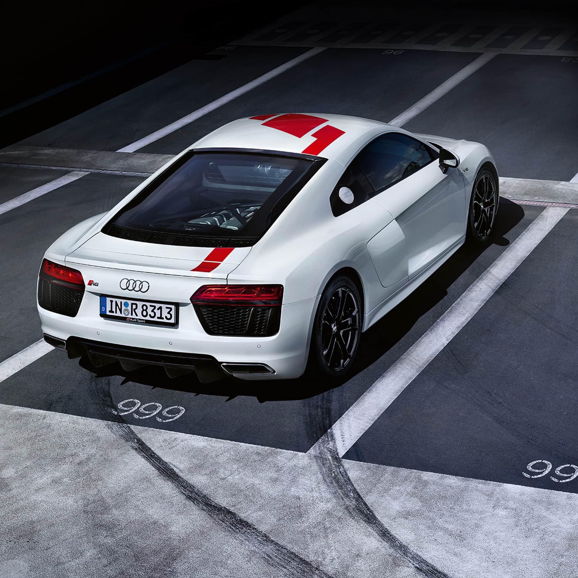 R8 Coupe V10 Rws R8 Audi New Zealand